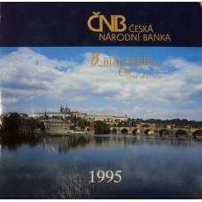 Sada oběžných mincí ČR 1995