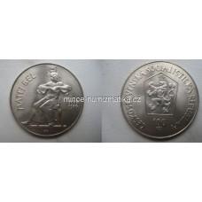 100 Kčs 1984 M.Bel