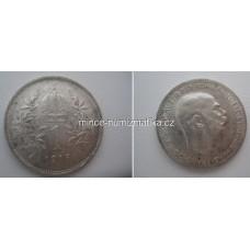 1 Corona 1915 (Coronae) koruna Schwarz 0/0
