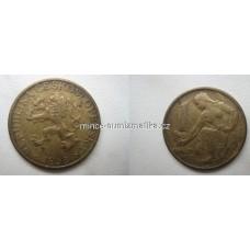 1 Kčs 1958 -R- 1/1 - Koruna Československá