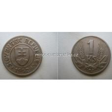 1 Ks 1942 - Slovenská koruna