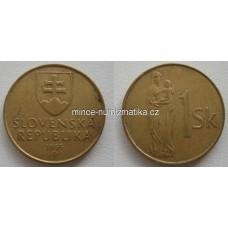 1 Sk 1995 - Slovenská koruna