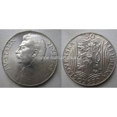 50 Kčs 1949 Stalin