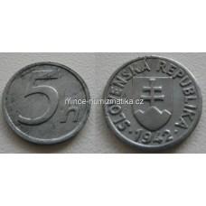 5 halierov 1942 -R-